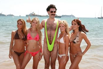 Obrázek Borat plavky mankini