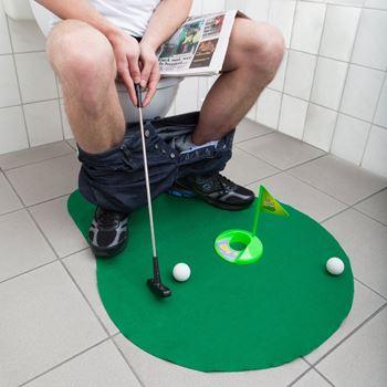 Obrázek Golf na WC