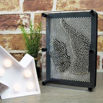 Obrázek Ocelové otisky - 3D Obrazce Velké