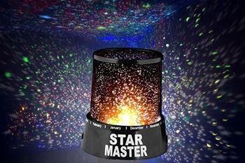 Obrázek Projektor noční oblohy