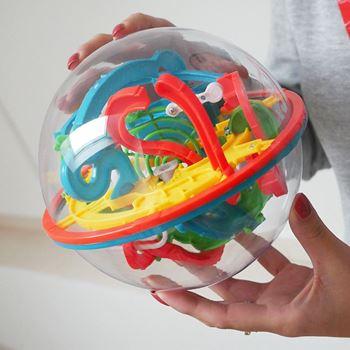 Obrázek Intellect ball - 118 překážek