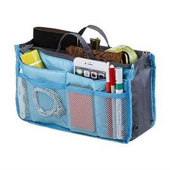 Obrázek Organizér do kabelky - modrý