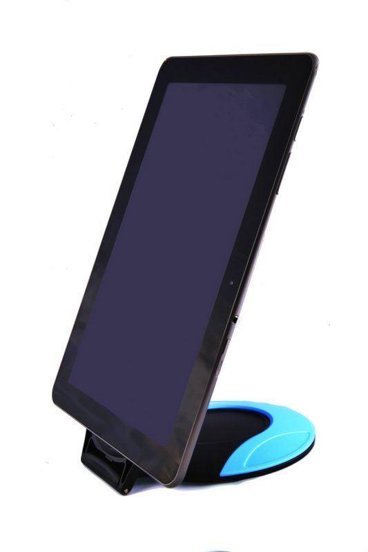 Nano držák pro tablet - modrý