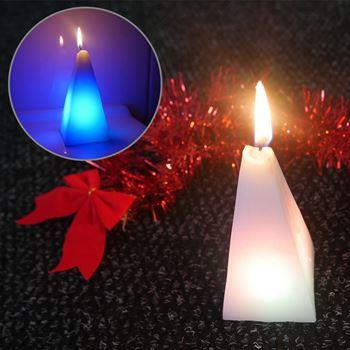Obrázek Kouzelná svíčka - čtyřstěnná pyramida