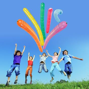 Obrázek Raketové balónky 20 ks