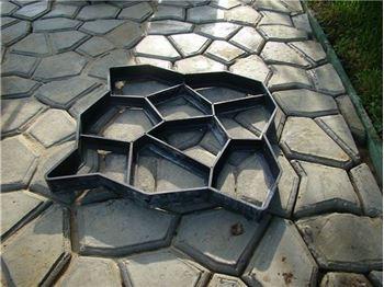 Obrázek Forma na betonové chodníky (40x40 cm)