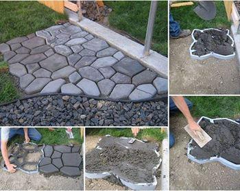 Obrázek z Forma na betonové chodníky (40x40 cm)