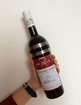 Obrázek Teploměr na víno