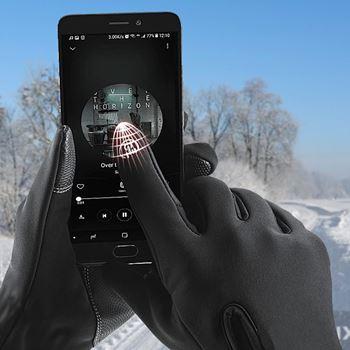 Obrázek Dotykové rukavice - XL