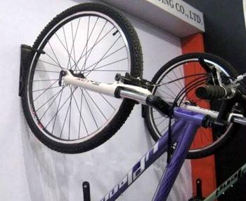 Obrázek Nástěnný držák na kolo