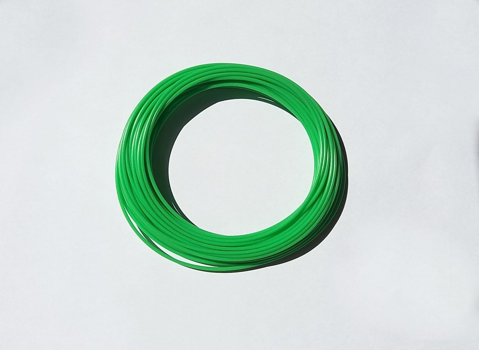 Náplně do 3D pera s LCD displejem - zelená