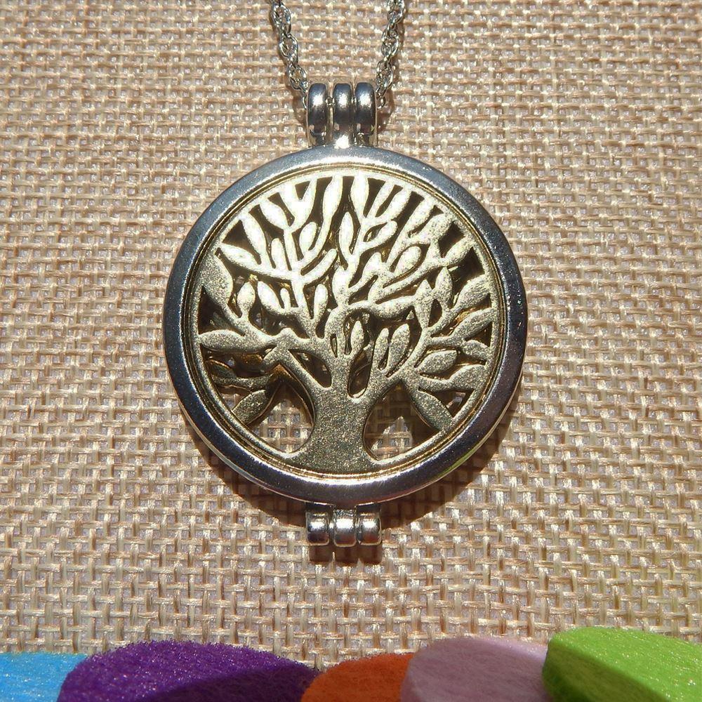 Aroma náhrdelník - Strom života