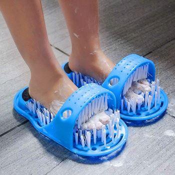 Obrázek Čistící pantofle do koupelny