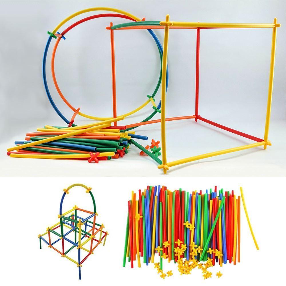 Stavebnice - skládací tyčky