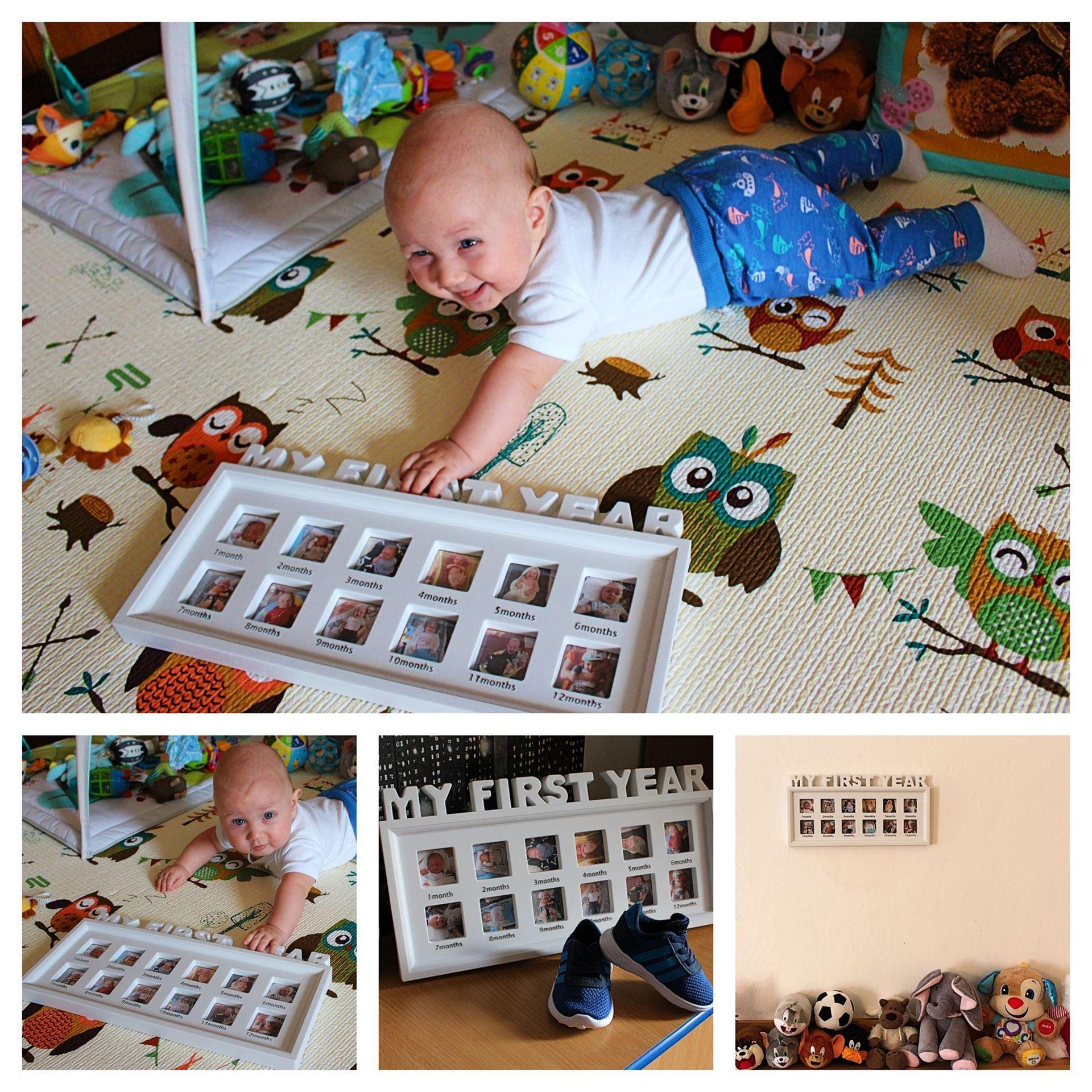 Rámeček - První rok dítěte