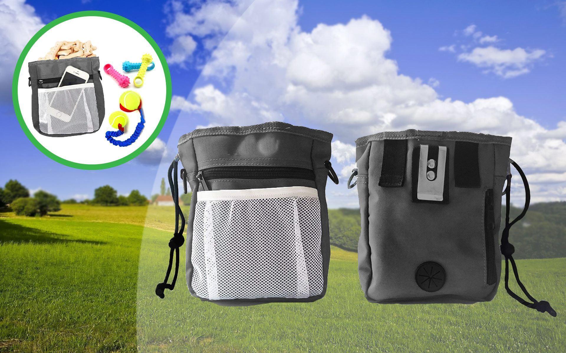 Víceúčelová taška pro psy