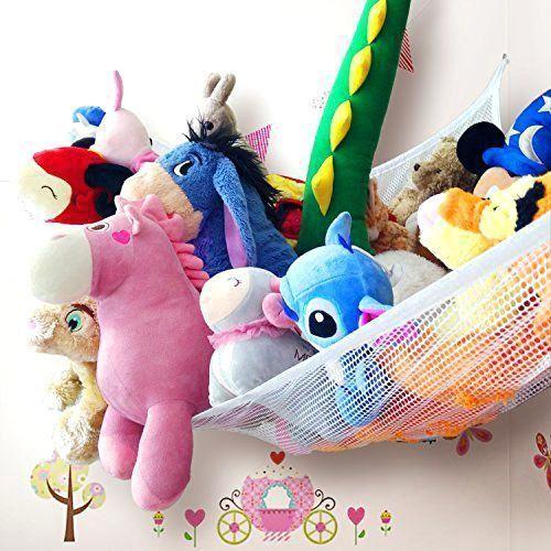 Závěsná síť na hračky