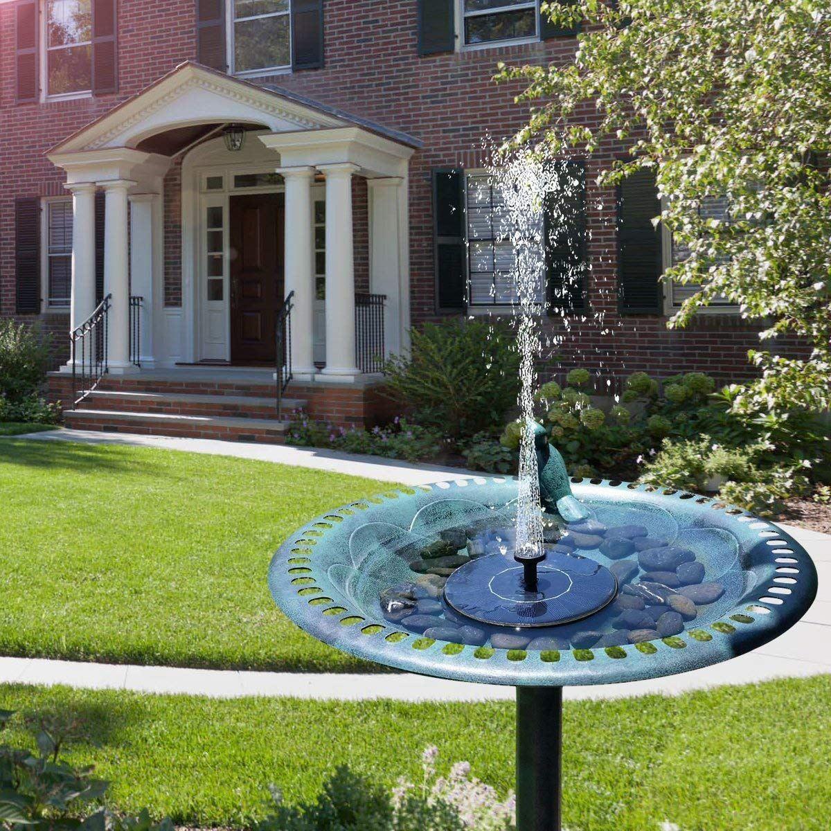 Solární fontánka