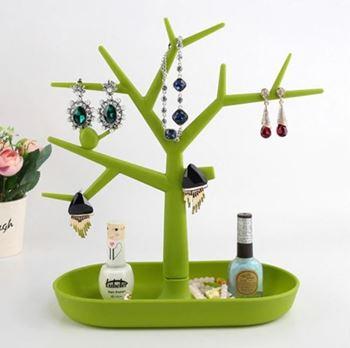 Obrázek Strom na šperky - zelený
