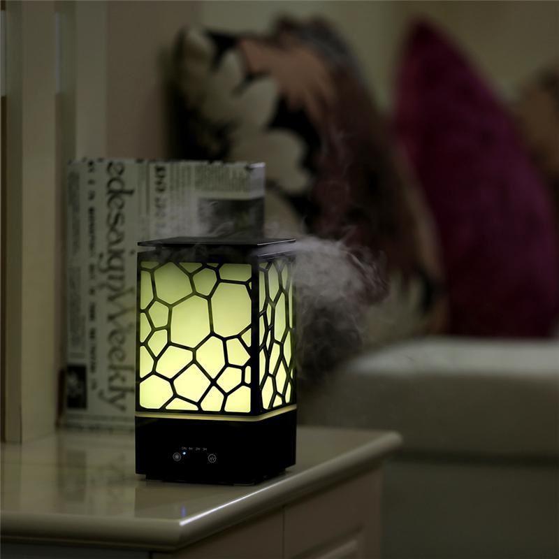 Aroma lampa - černá