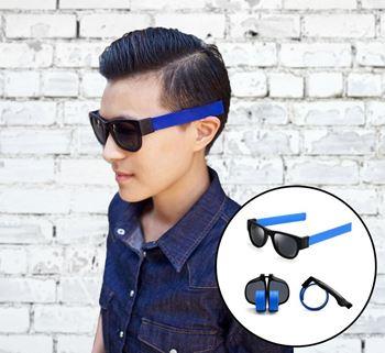 Obrázek Skládací brýle - modré