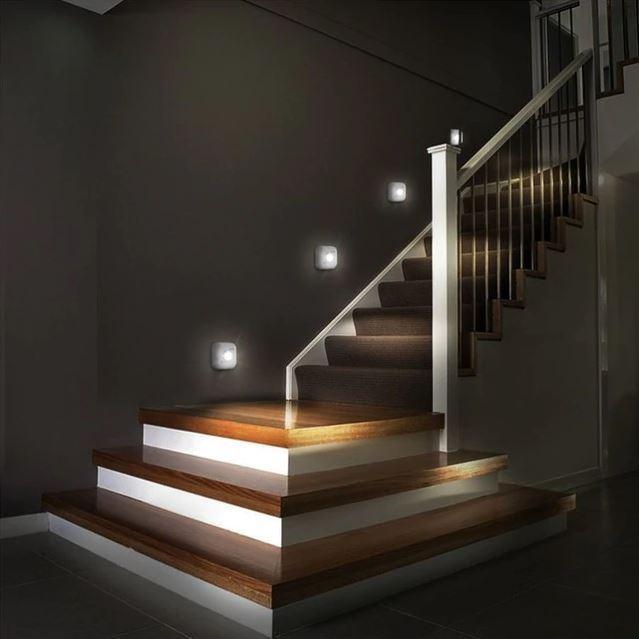 Noční LED osvětlení