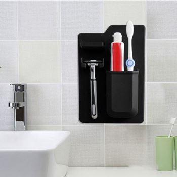 Obrázek Držák hygienických potřeb - černá