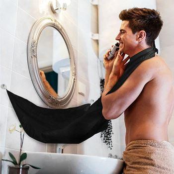 Obrázek Zástěra na holení vousů