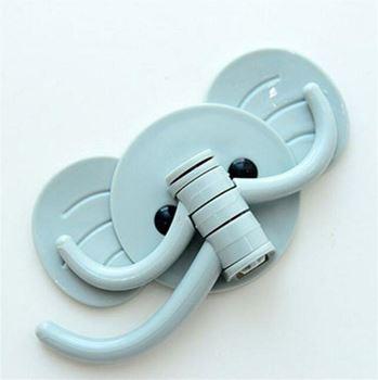 Obrázek Mini věšák - slon