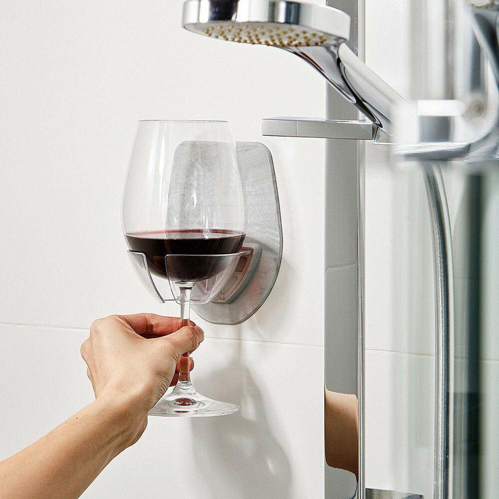 Koupelnový držák na skleničku