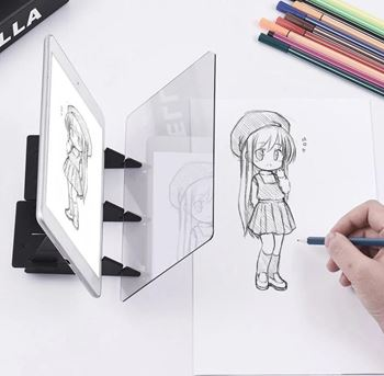 Obrázek Projektor pro obkreslování z mobilu