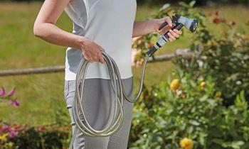 Obrázek Zahradní nerezová hadice - 22,5m