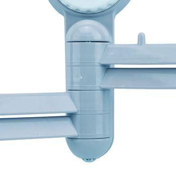 Obrázek z Otočný věšák na ručníky - modrý