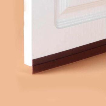 Obrázek Lišta ke dveřím - hnědá