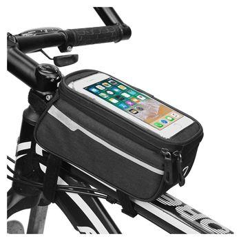Obrázek Brašna na kolo pro Smartphone - černá