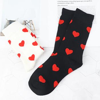 Obrázek Zamilované ponožky - černé