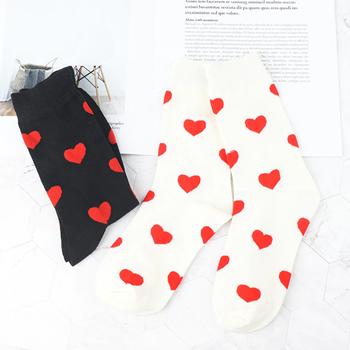 Obrázek Zamilované ponožky - bílé