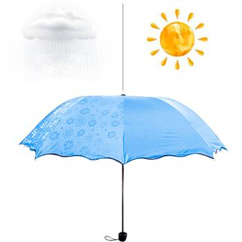 Obrázek Magický deštník - modrý