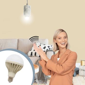 Obrázek Žárovka na tlesknutí