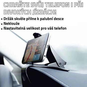 Obrázek z Držák na telefon s klipem