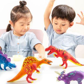 Obrázek Vymodeluj si dinosaura - T-Rex