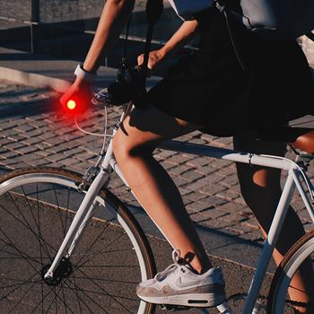 Obrázek Koncovky do řídítek s LED osvětlením