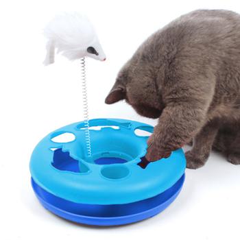 Obrázek Interaktivní kočičí hračka