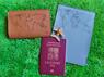 Obrázek z Vzpomínkové pouzdro na cestovní pas - hnědé