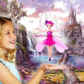 Obrázek Létající víla - růžová