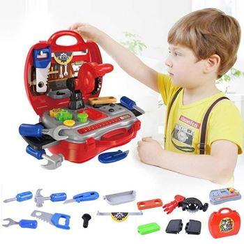 Obrázek Dětský kufřík s nářadím