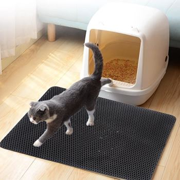 Obrázek Podložka pod kočičí toaletu