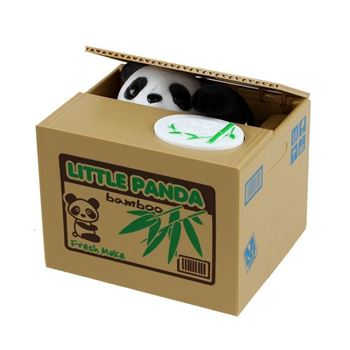 Obrázek Dětská pokladnička - Panda