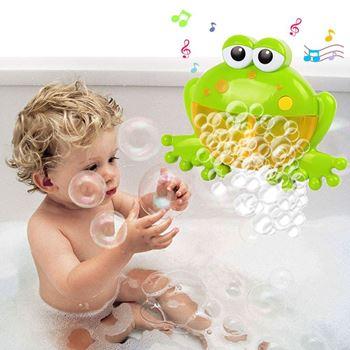 Obrázek Bublinkovač do vany - žába