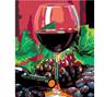 Obrázek z Malování podle čísel - víno